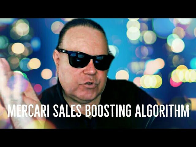 Mercari Sales Boosting Algorithim