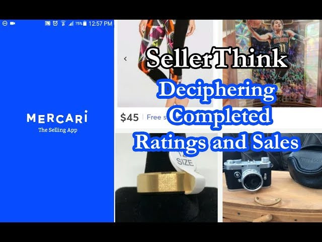 Deciphering Mercari Completed Sales Coun