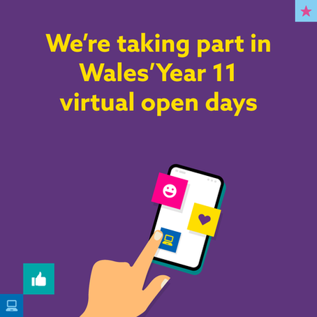Post 16 Virtual Open Day 2020