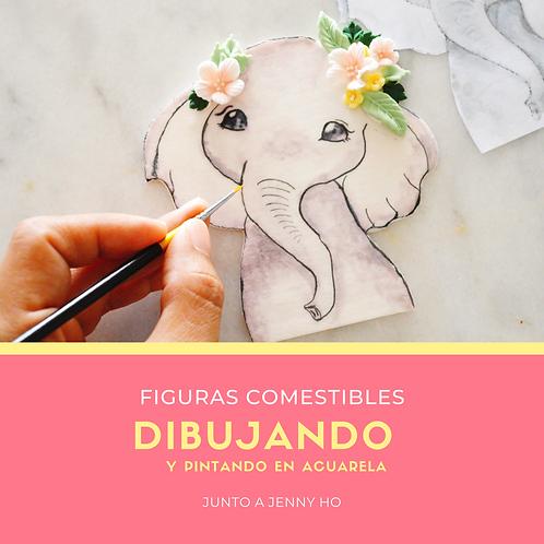 Curso de Pintura en Acuarela