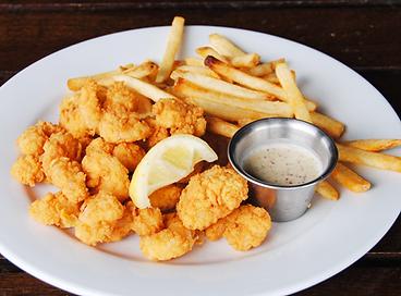 Darryl's Lunch Cajun Shrimp