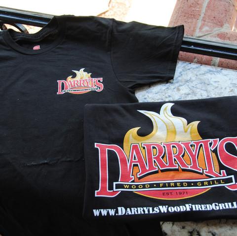 Darryl's T-shirt
