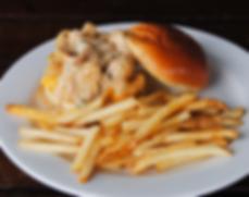 Darryl's Pub Burger