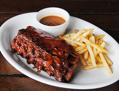 Darryl's Baby Back Pork Ribs