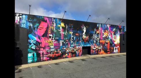 DANK Mural - Dan Kitchener
