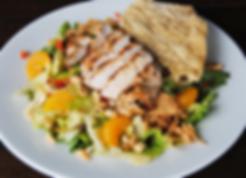 Darryl's Oriental Chicken Salad