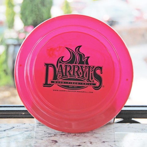 Darryl's Frisbee