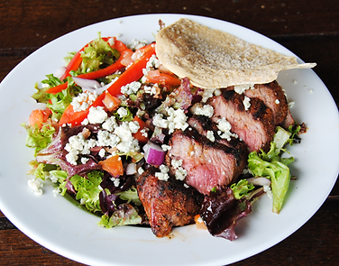 Darryl's Black & Blue Salad