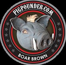 Pig Pounder logo