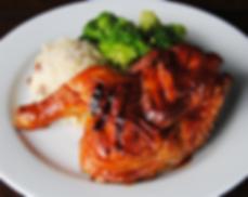 Darryl's BBQ Half Chicken