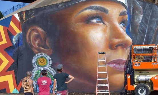 Greensboro murals
