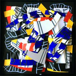 Collage au carré