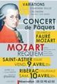 2010-04 Mozart & Faure
