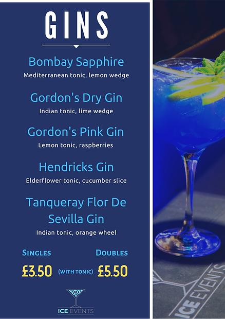 Navy Blue Brown Wine Bottle Cocktail Men
