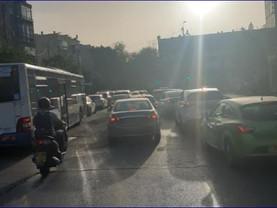 """מתכננים תחבורה או מתכננים פקק ? עיריית נת""""ע תל אביב יפו."""
