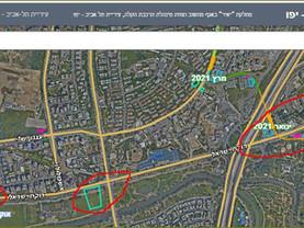 """משימת בילוש-היכן 118 עצים לכריתה? הסוד של עיריית נת""""ע ת""""א- יפו"""