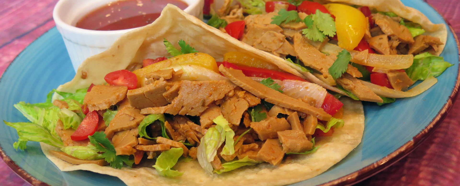 White Mountain No-Meata Fajitas