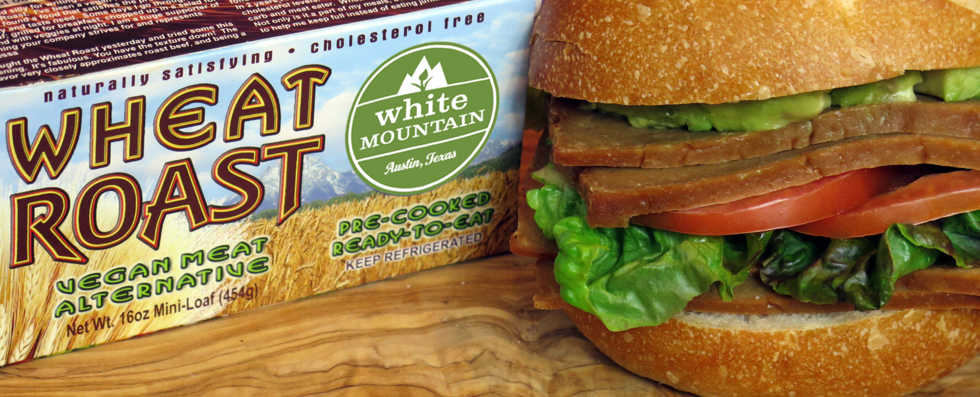 White Mountain Foods Wheat Roast