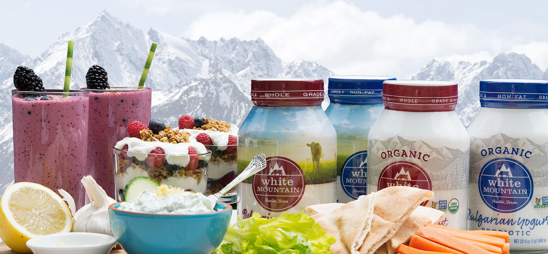 White Mountain Bulgarian Yogurt