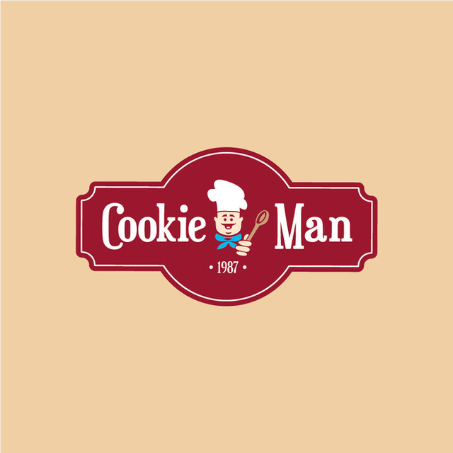 COOKIE MAN LOGO