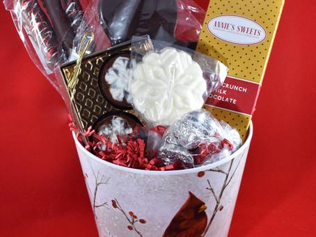 Easy and Creative Christmas Gift Baskets