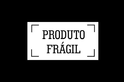 Produto Frágil - 3,5 cm x 5 cm