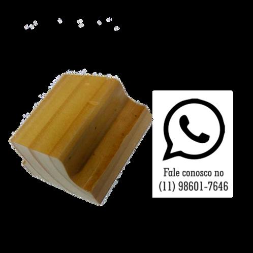 Redes Sociais -Whatsapp - 4 cm x 3,5 cm