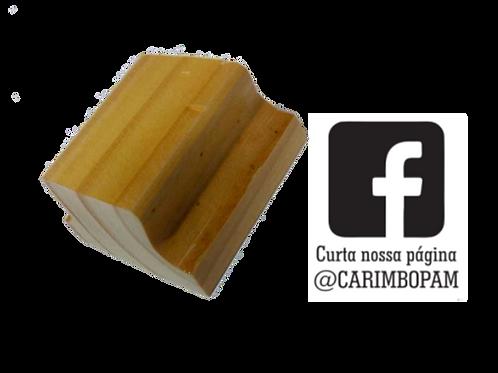 Redes Sociais - Facebook - 4 cm x 3,5 cm