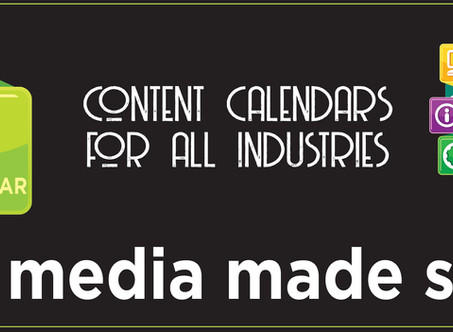 Breaking News: Shelby and Co, Inc. Launches Customizable Social Media Content Calendars
