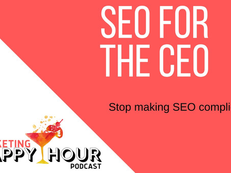 SEO for the CEO