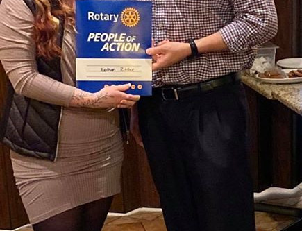 New Rotarian
