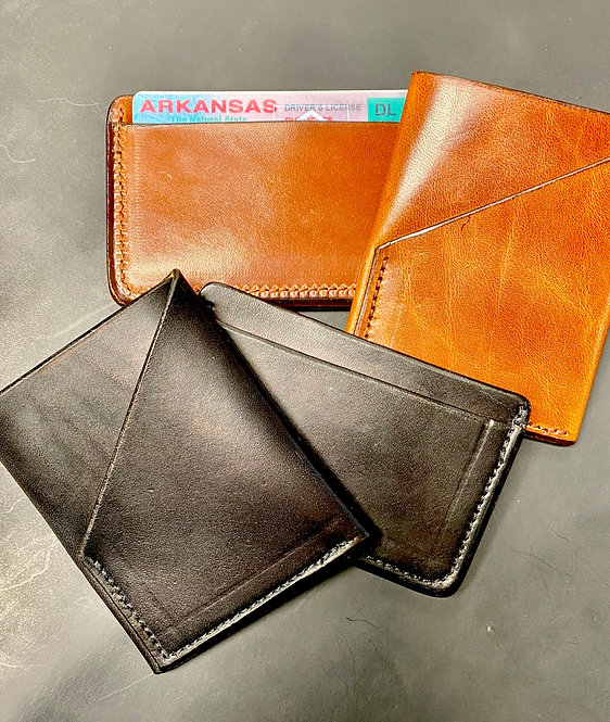 Minimalist Wallet- Folded