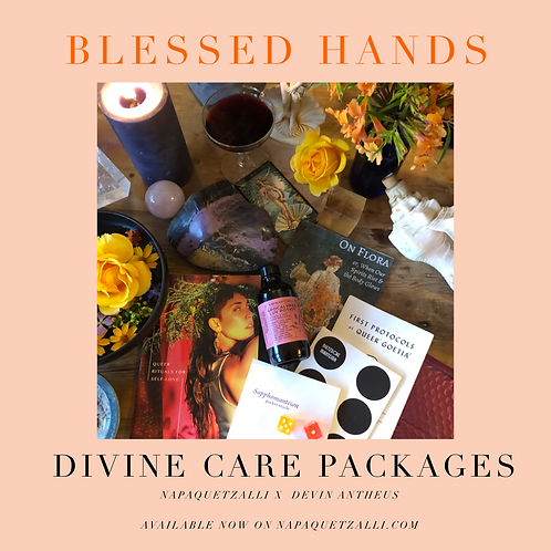 BLESSED HANDS Full Care Package