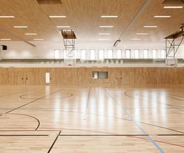 Grundschule am Bauhausplatz in München-Sporthalle
