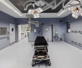 neuer OP-Saal Kinderkrankenhaus Landshut
