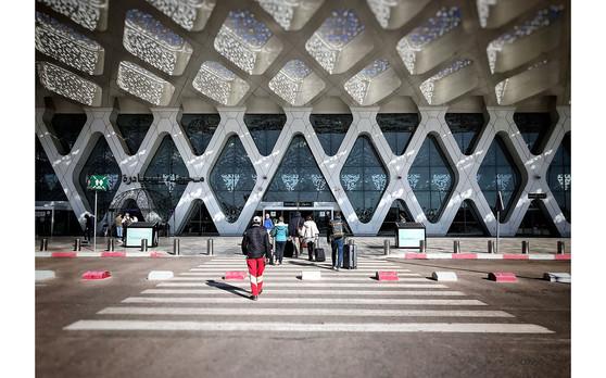 Airport Marrakesh
