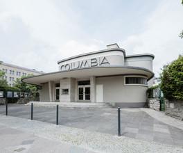Berlin Columbiatheater von der Seite