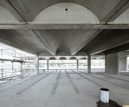 Baudokumentation Tonnendecke
