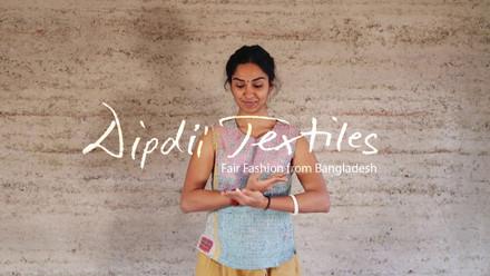 Dipdii Textiles Produktvideo