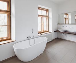 Schloss Deutenkofen-Badezimmer