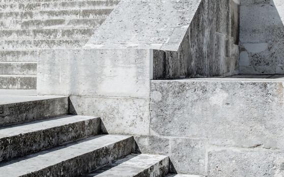 Walhalla Treppe Donaustauf