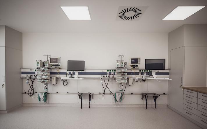 Klinikum Landhut Patientenzimmer Intensivstation