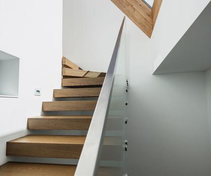 Holztreppe Dachgeschoss Landshut
