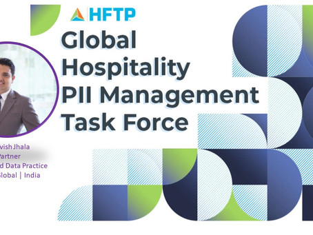 HFTP Forms Global Hospitality Management Task Force to Develop Guidance on Secure Data Collection