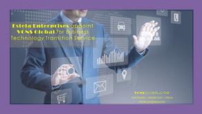 VCNS Global offering Technology Transition Services to Estela Enterprise