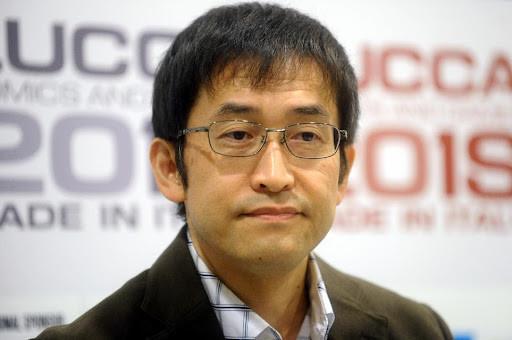 Japanese horror mangaka Junji Ito