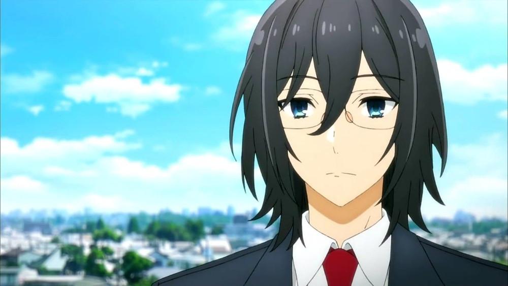 Izumi Miyamura school persona