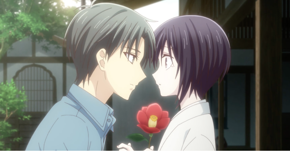 """""""I'm here forever, Akito."""""""