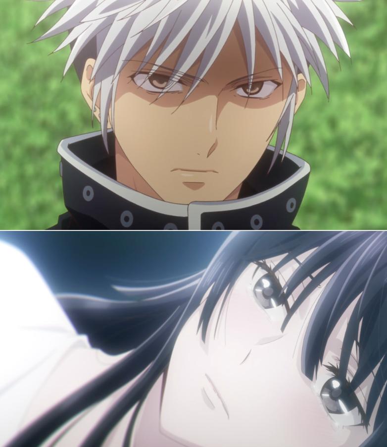"A ""Black"" Haru and a Soft Rin"