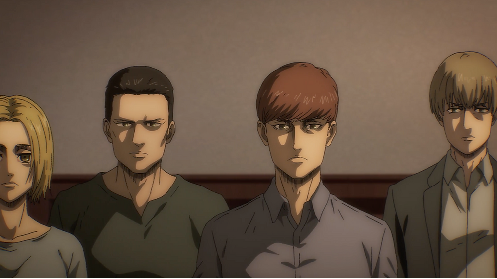 """The """"Yeagerists"""" - fanatics who have highly regarded Eren to be the savior of Eldia"""